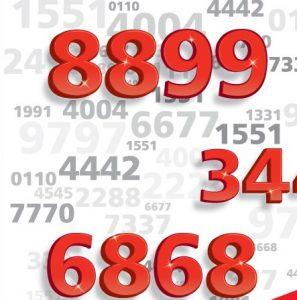 เลขโทรศัพท์ มงคล